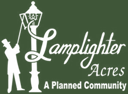 Lamplighter Acres logo green